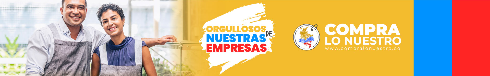 #OrgullososDeNuestrasEmpresas #CompraLoNuestro